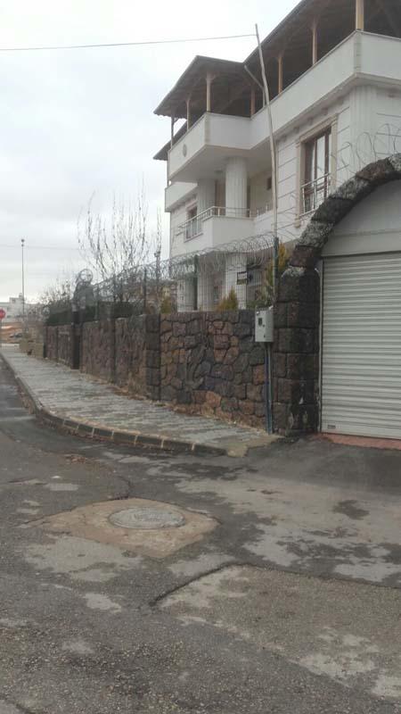 Özkaya  Tel Çit