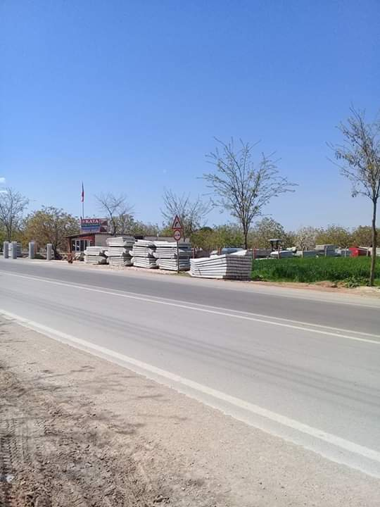Gaziantep Tel Çit Sistemleri