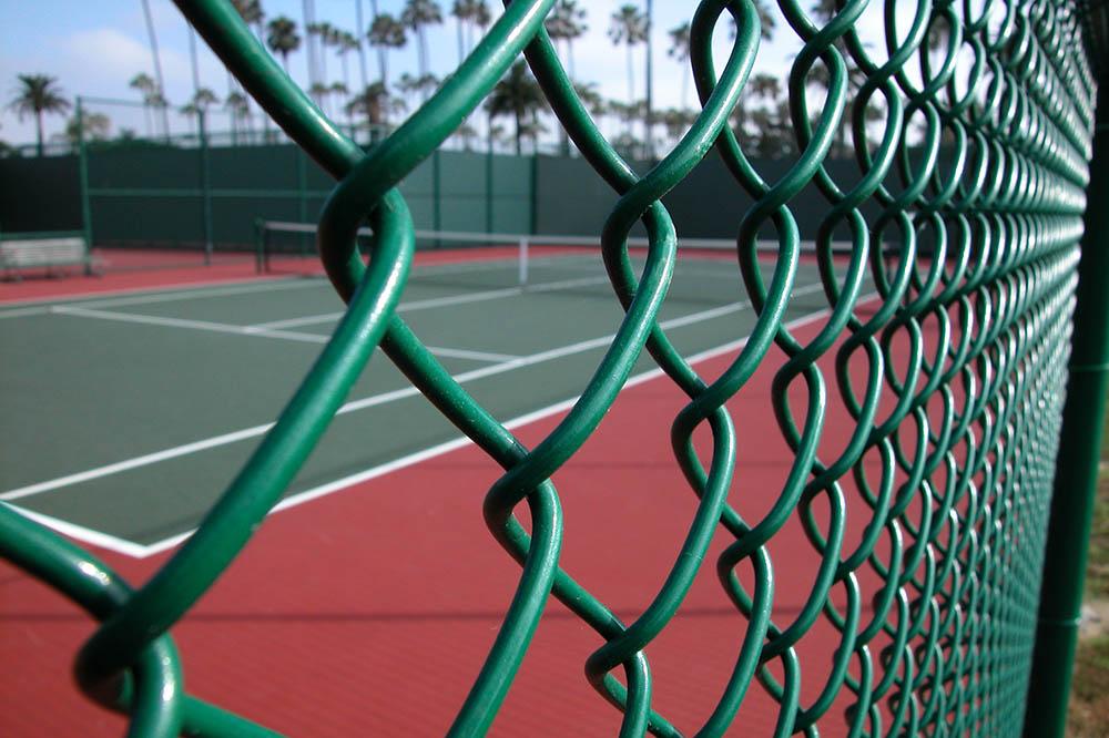 Tenis Kortu Çit Uygulamaları