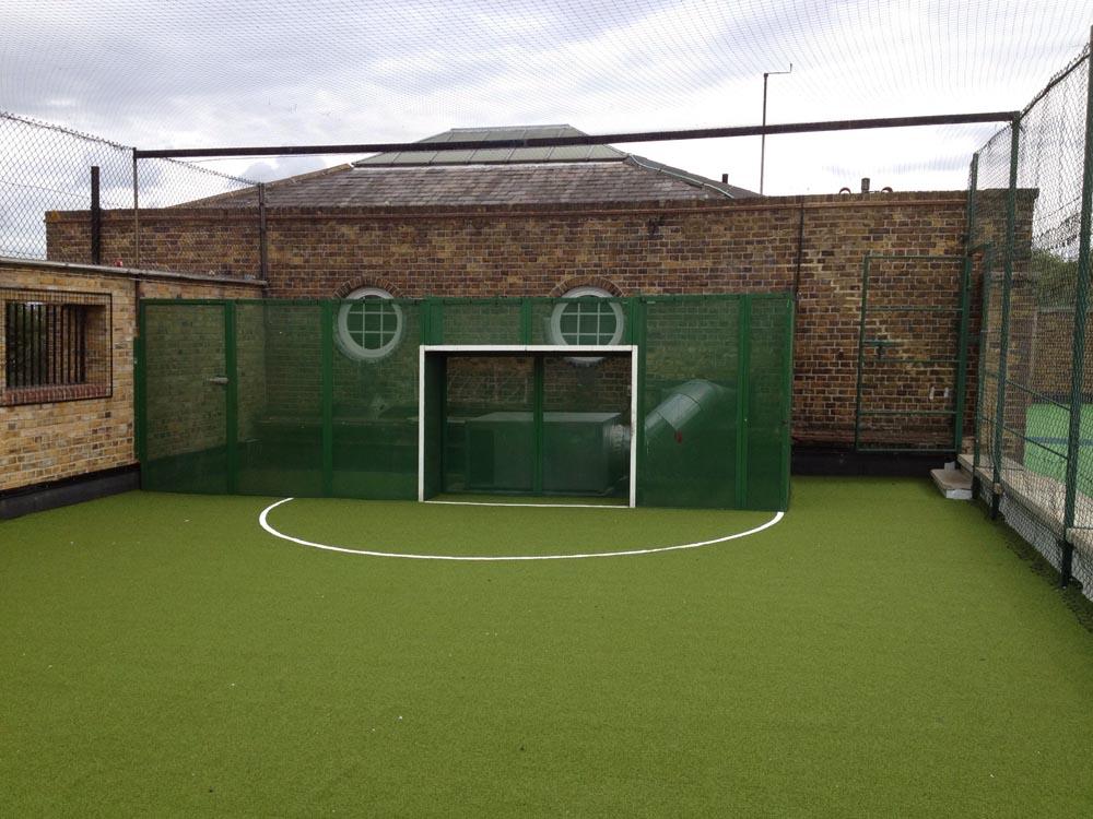 Mini Futbol Sahası Çit Uygulamaları